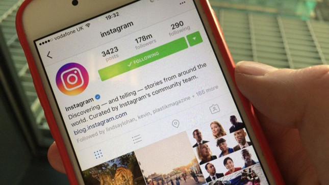 Instagram incorpora una nueva funcionalidad