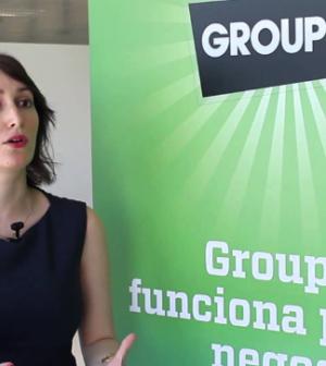 Estefanía Lacarte nueva Head of Communications de Groupon para el sur de Europa