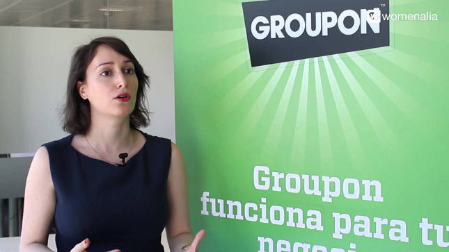 Estefanía Lacarte nueva Head of Communications de Groupon para el sur de Europa