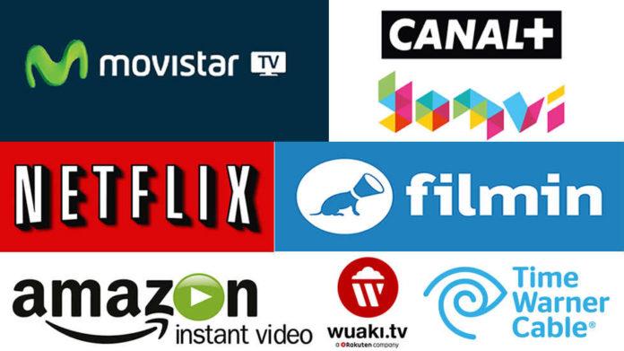 Televisión de pago.