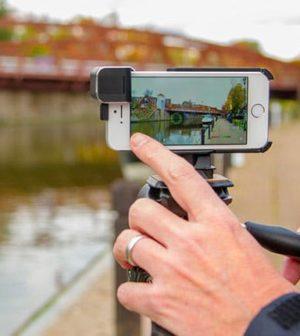 Las ciudades del mundo se llenan con las fotos del Iphone de María Moldes