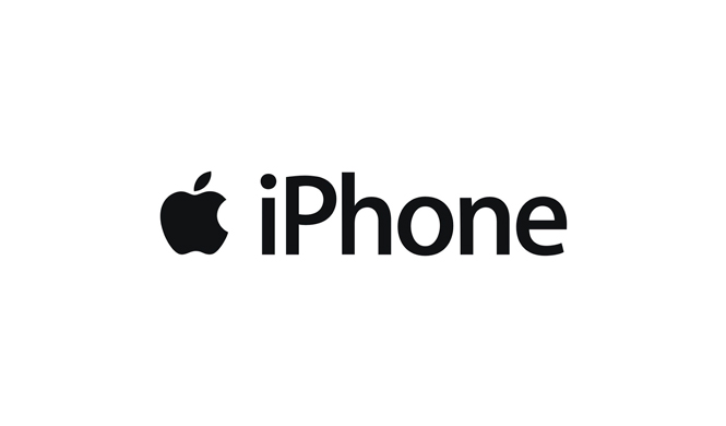 Logo iPhone