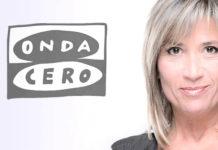 Julia Otero recibe el premio de comunicación Manuel Alonso Vicedo