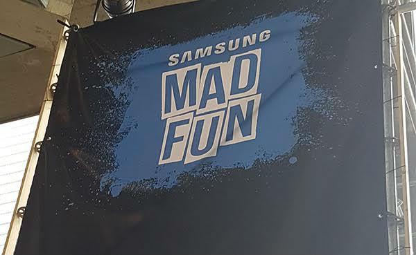 El Samsung MadFun se traslada a Barcelona