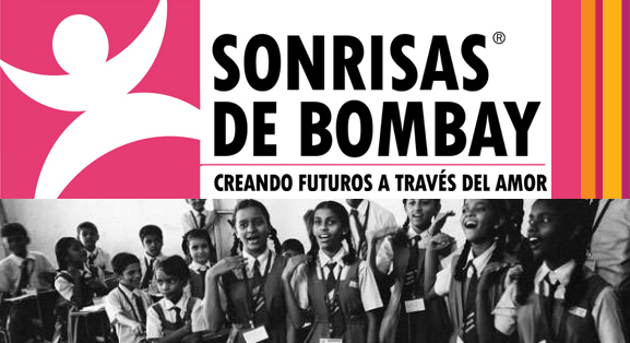 #freesmiles, una campaña para combatir la pobreza infantil en Bombay