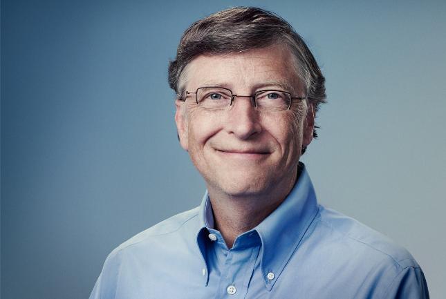 Bill Gates dona 64 millones de acciones de Microsoft
