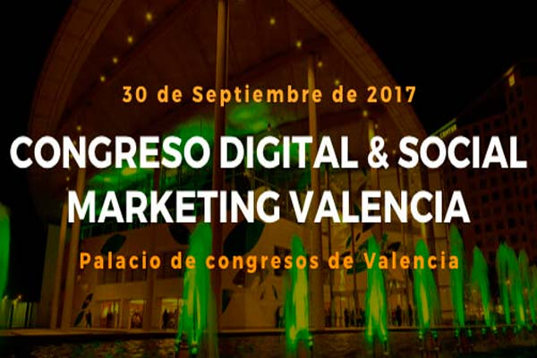 Congreso Digital & Social Marketing Valencia