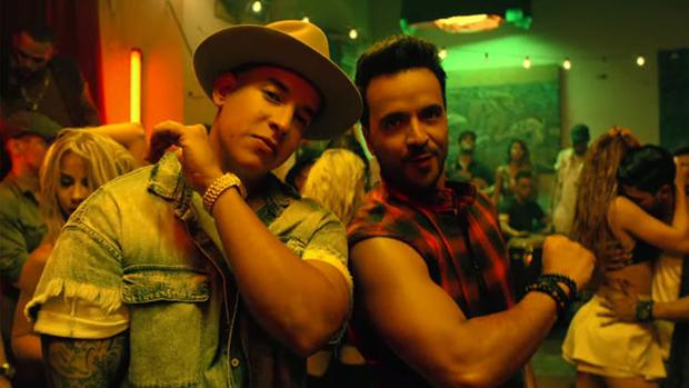 Despacito, vídeo más reproducido en la historia de YouTube