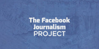Facebook avanza en su proyecto Journalism