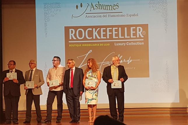 premios humor sancho panza inmobiliaria lujo madrid