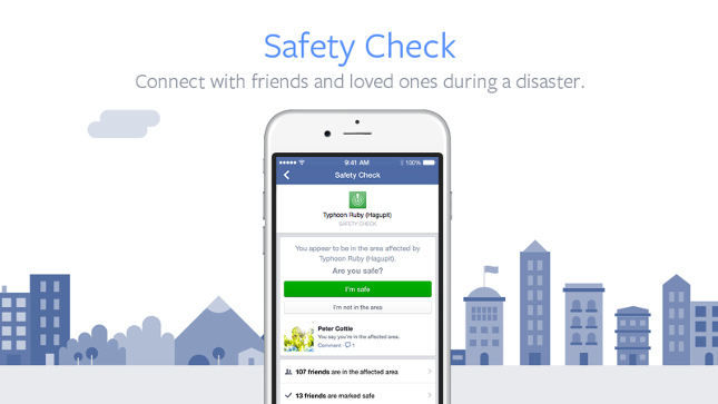 Safety Check de Facebook se activa en Barcelona