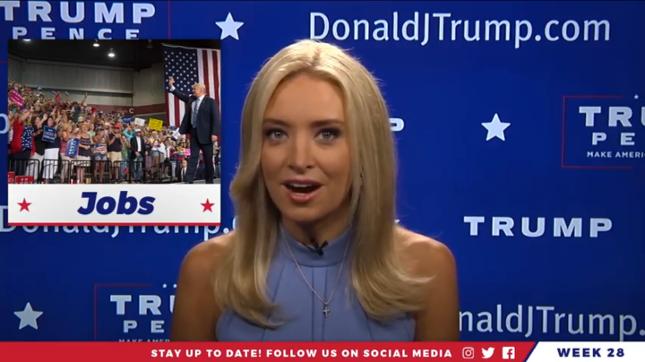"""Trump lanza canal de """"noticias reales"""" en Facebook"""