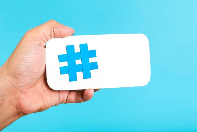 El hashtag cumple 10 años