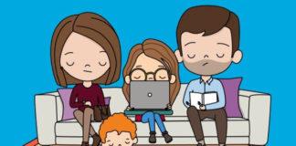'Whatsapps, videojuegos y cabezas mutantes', hábitos saludables en tecnologías digitales