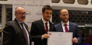 Medalla Europea al Mérito en el Trabajo para Marketing Paradise