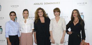 ÚNICA de Adolfo Domínguez se presenta en Madrid