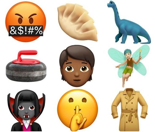 Media Confidential 2017 09 10: Apple Actualizará Su Listado De Emojis Con IOS 11.1
