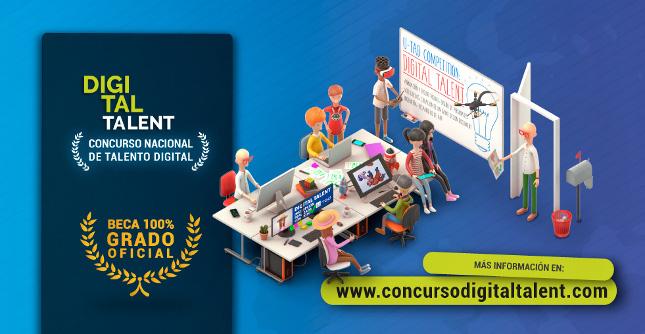 U-tad anuncia la segunda edición del concurso Digital Talent
