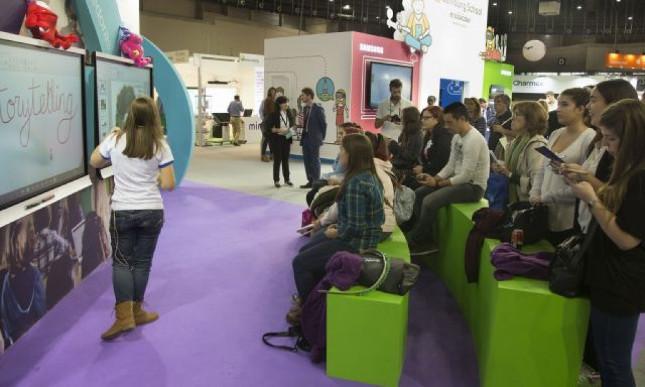 SIMO Educación 2017 recibe mas de 9400 visitantes en tres jornadas