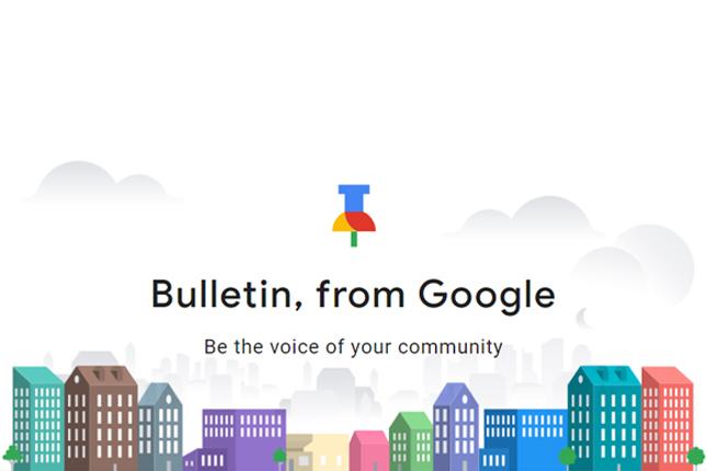 bulletin google