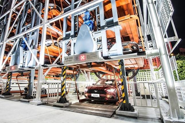 Colaboración Ford Alibaba