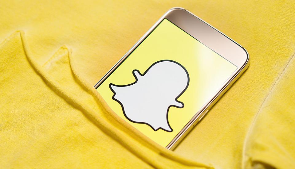 Un nuevo acuerdo entre Snapchat y la Fórmula 1