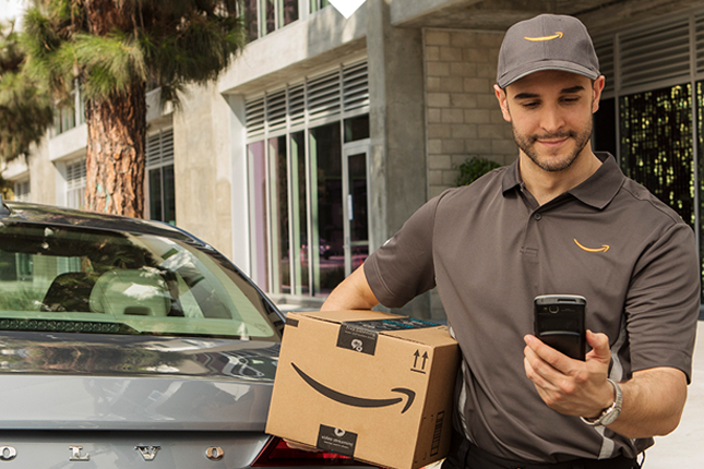 Amazon Key In-Car