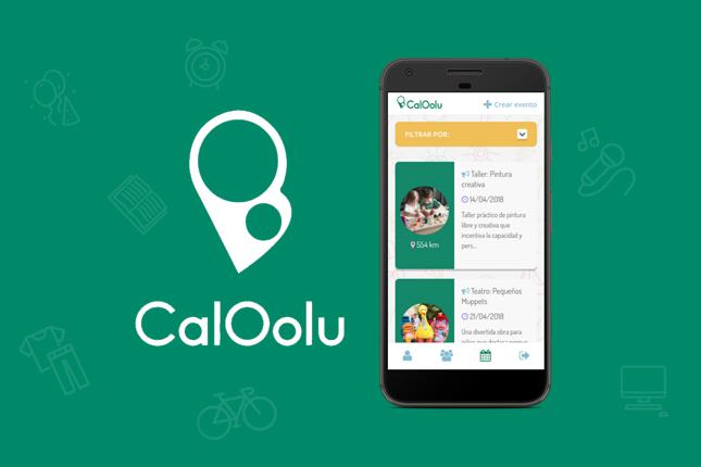 Caloolu App
