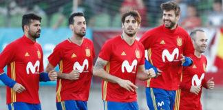 Movistar. Selección Española de Fútbol