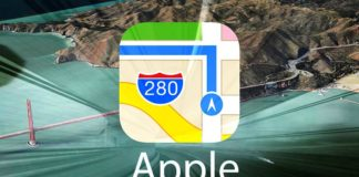 apple maps web