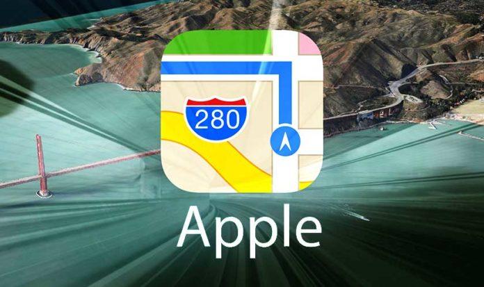 apple maps web