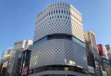 sony ginza park