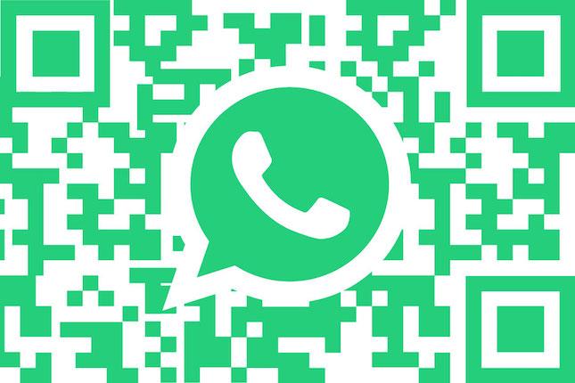 whatsapp codigo qr