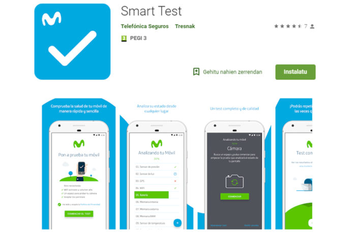 App Smart Test