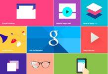 Google revela su nuevo diseño de aplicaciones Material Design