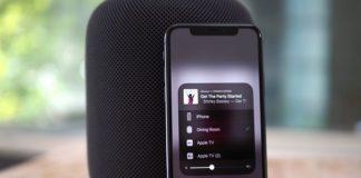 HomePod permitirá realizar llamadas con la versión iOS 12