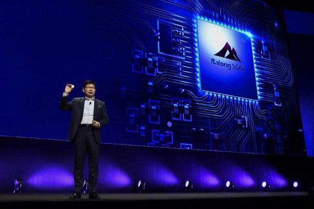 Huawei muestra sus avances con la tecnología 5G