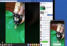 Facebook apuesta por los vídeos grupales con Watch Party