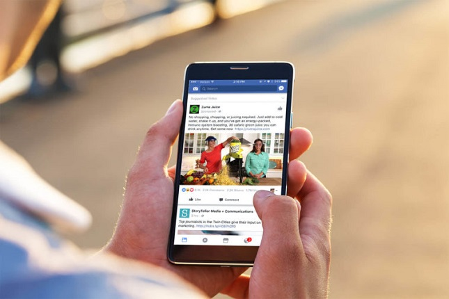 Facebook modifica las métricas de vídeo online