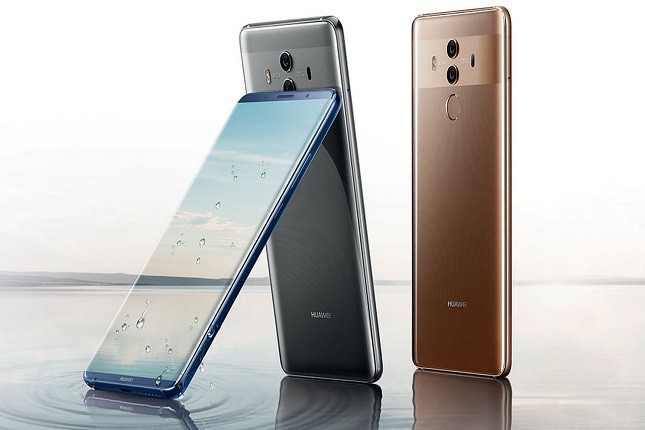 Huawei Mate 20 vendrá con notch y desbloqueo facial