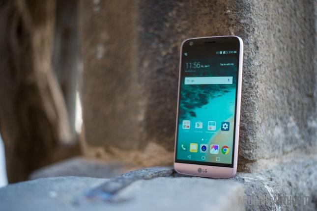 LG se prepara para la tecnología 5G con un nuevo smartphone