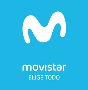 Movistar. Elge Todo Logo