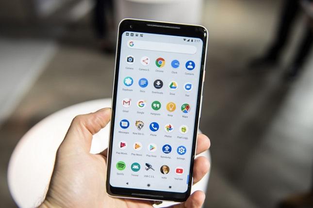Sistema Android 9 instala nueva opción de desbloqueo para mayor privacidad