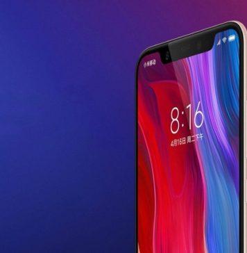 Xiaomi proyecta un nuevo smartphone con lector de huella en la pantalla