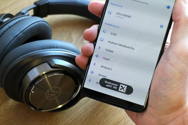 Qualcomm mejora el audio Bluetooth con el sistema AptX Adaptive