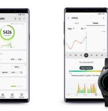Samsung Health estrena nueva interfaz y más integración
