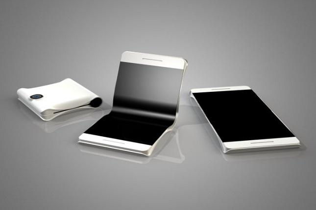 Samsung está a punto de terminar su primer teléfono plegable