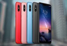 Xiaomi estrena nuevo Redmi Note 6 Pro en Tailandia