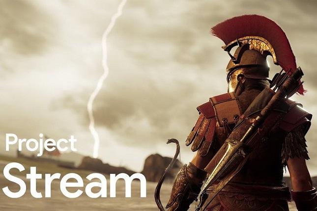 project stream nueva plataforma de streaming para videojuegos en Chrome para videojuegos en Chrome
