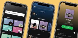 Spotify Premium para Android renueva su interfaz con nuevas funciones
